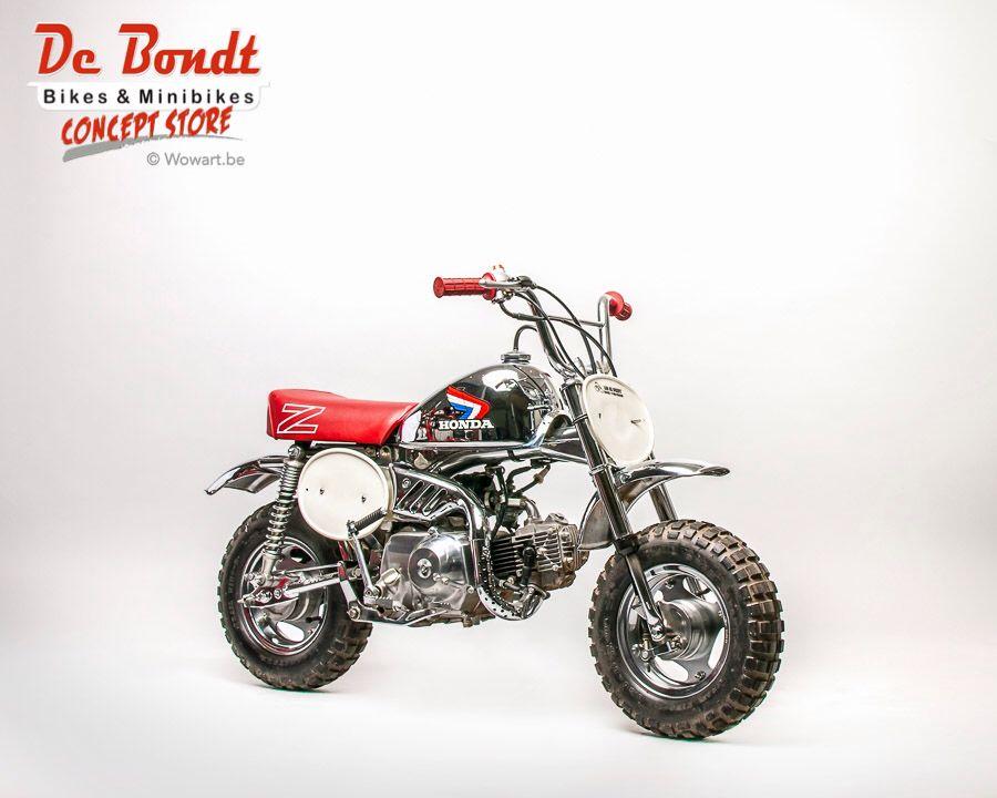 honda z50rd special 1986 mini moto motorrad. Black Bedroom Furniture Sets. Home Design Ideas