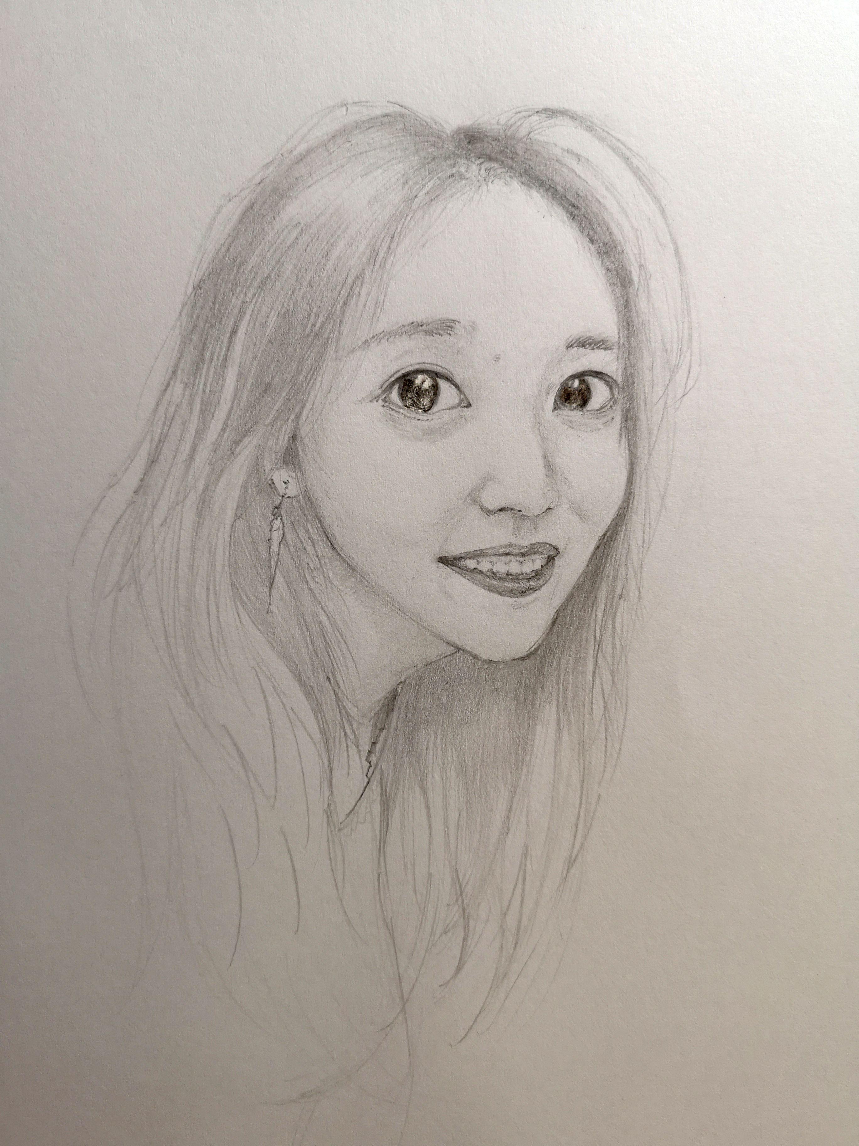 The most beautiful girl the most beautiful girl sketches art croquis kunst