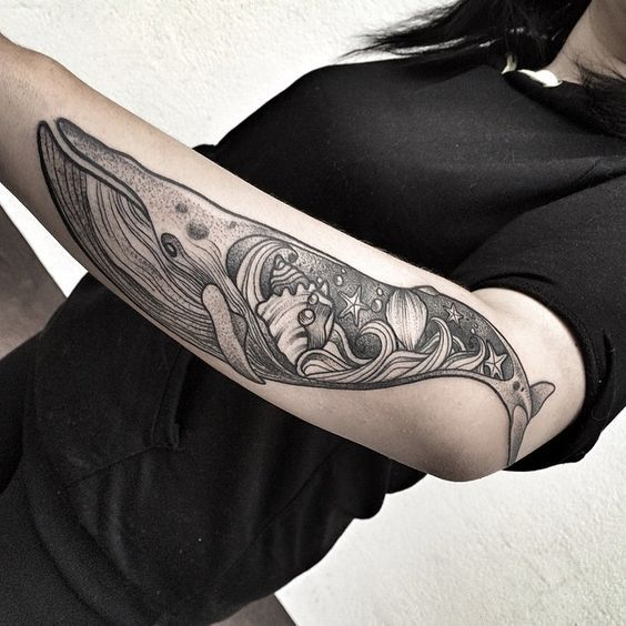 Whale Whaletattoo Tattoo Blackwork Dotwork Dotworktattoo Ink Whale Tattoos Tattoos Healing Tattoo