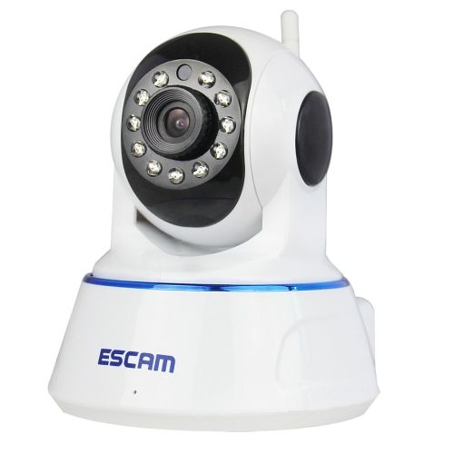 720P 1.0MP IP Camera Wireless WiFi Home Security Night Vision Motion Detection