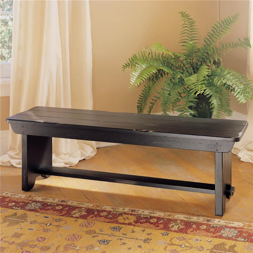 Attic Heirlooms Bench By Broyhill Furniture