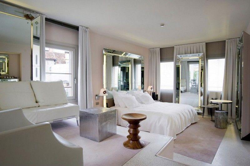 Designermöbel und Einrichtung sorgen für angenehmen ...