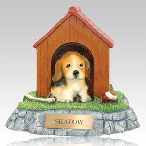 Dog House Cremation Urn With Images Dog House Dog Urns Pet Urns