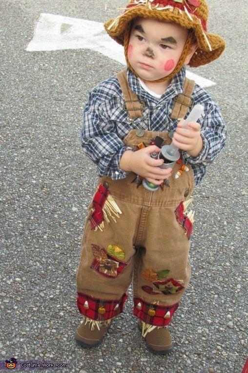 Scarecrow Costume Scarecrows, Halloween costume contest and - scarecrow halloween costume ideas