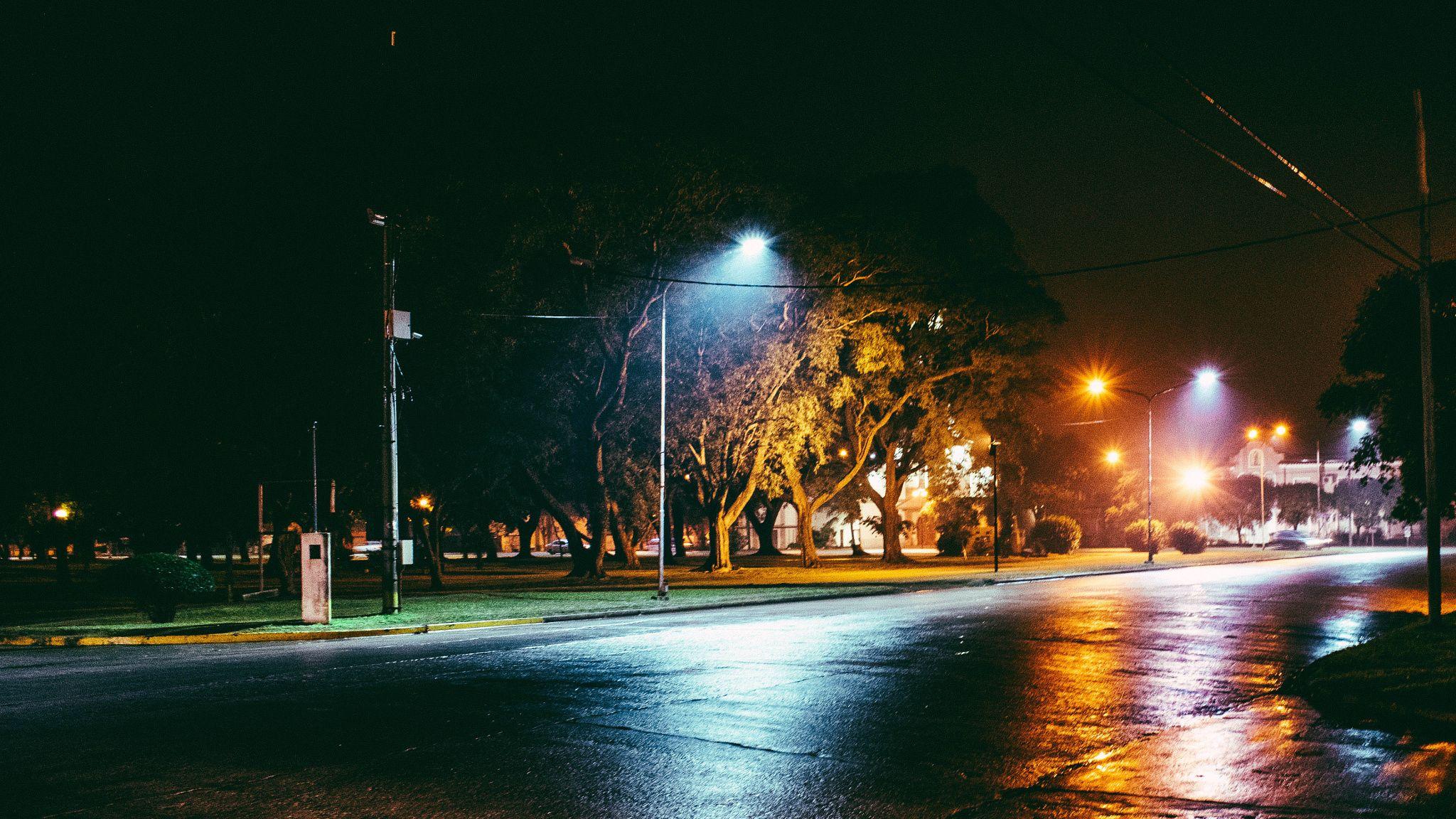 Las calles muertas de esta ciudad - null