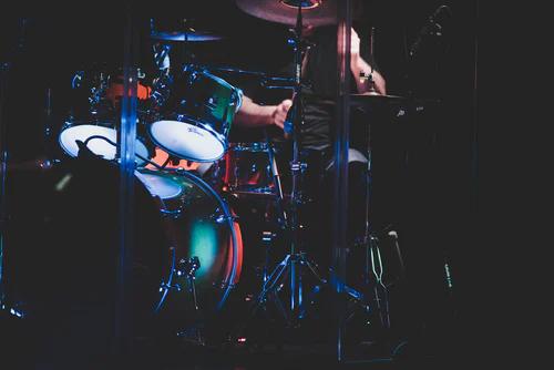Drummer At Concert Pictures Download Free Images On Unsplash Concert Drums Drummer