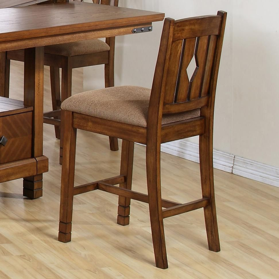 Urban Rustic Counter Chair By Ligo Products #DarvinFurniture