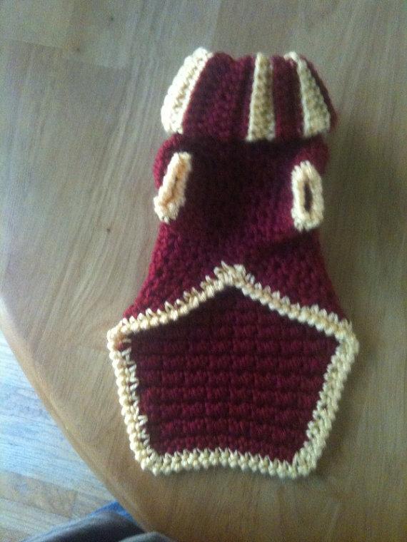 Ha sido este perro suéter ganchillo, hilos simplemente suave con 100 ...