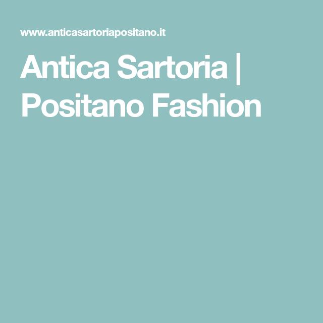 Antica Sartoria | Positano Fashion