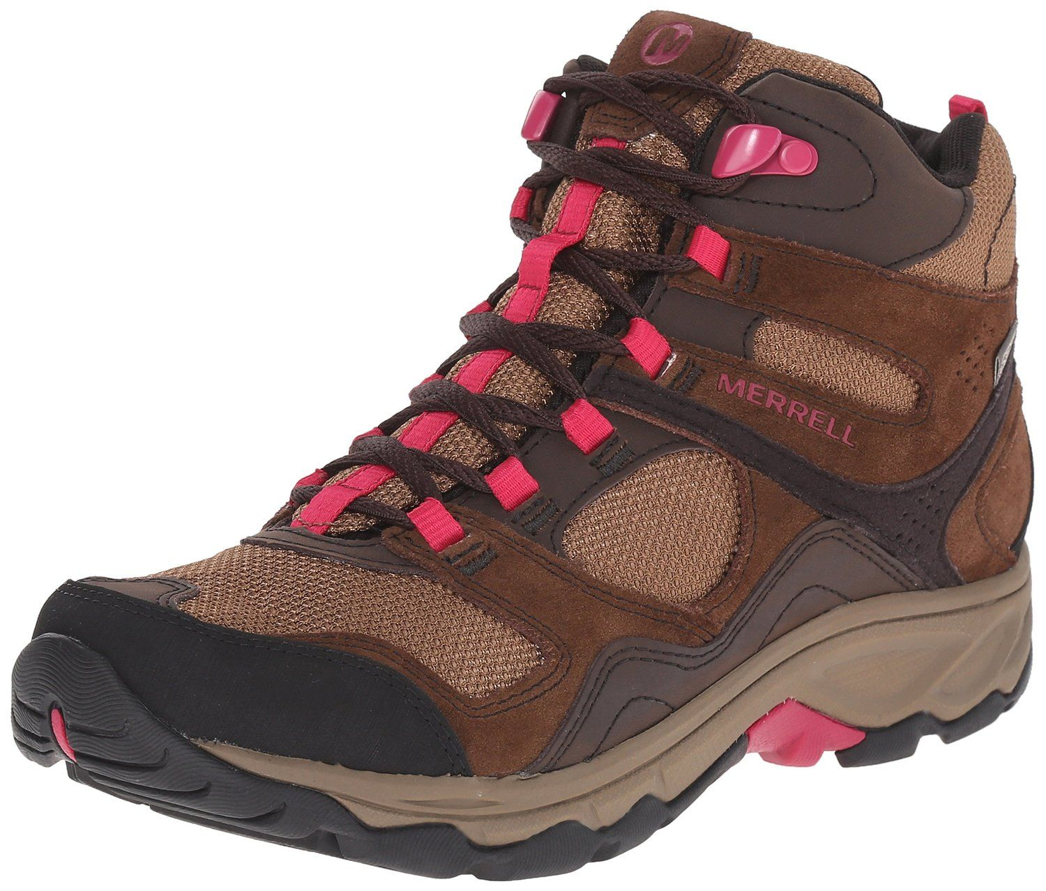 1c1d1f0e298b4 Amazon.com | Merrell Women's Kimsey Mid WTPF Hiking Shoe | Hiking ...