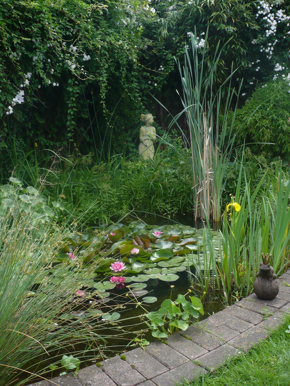 venus am teich wohnen und garten foto water garden pinterest wohnen und garten teiche. Black Bedroom Furniture Sets. Home Design Ideas
