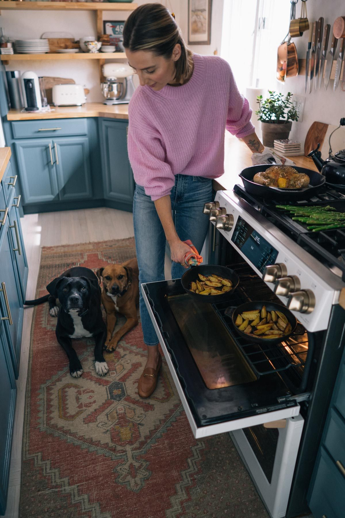 Jess ann kirby shares how to cook the perfect roast