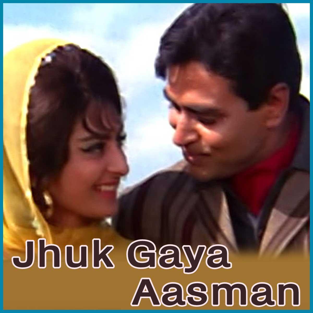 Jhuk Gaya Aasman - Kahan Chal Diye Video Song