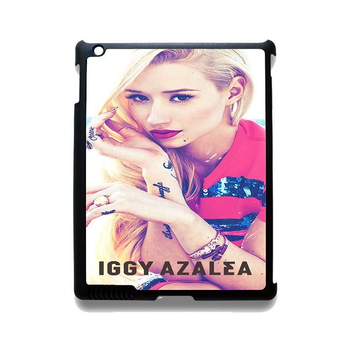 Iggy Azalea TATUM-5528 Apple Phonecase Cover For Ipad 2/3/4, Ipad Mini 2/3/4, Ipad Air, Ipad Air 2