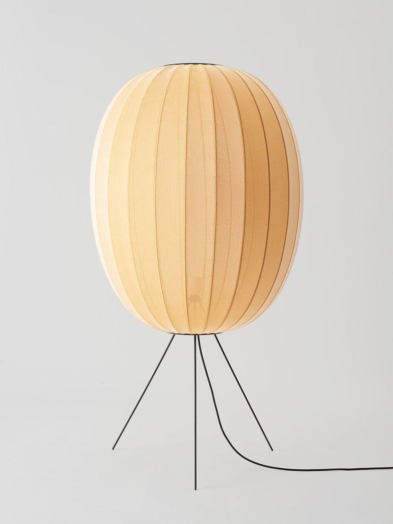Knit Wit Floor Lamp Medium High Oval 65 cm | Floor lamp