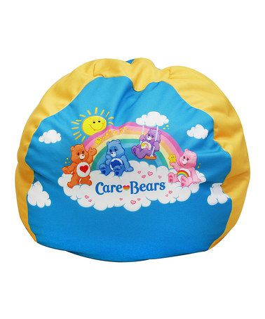 Take A Look At This Care Bears Cloud Beanbag Chair By Newco On #zulily  Today!