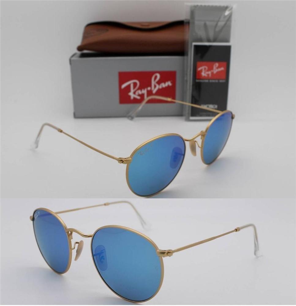 ray ban p azules