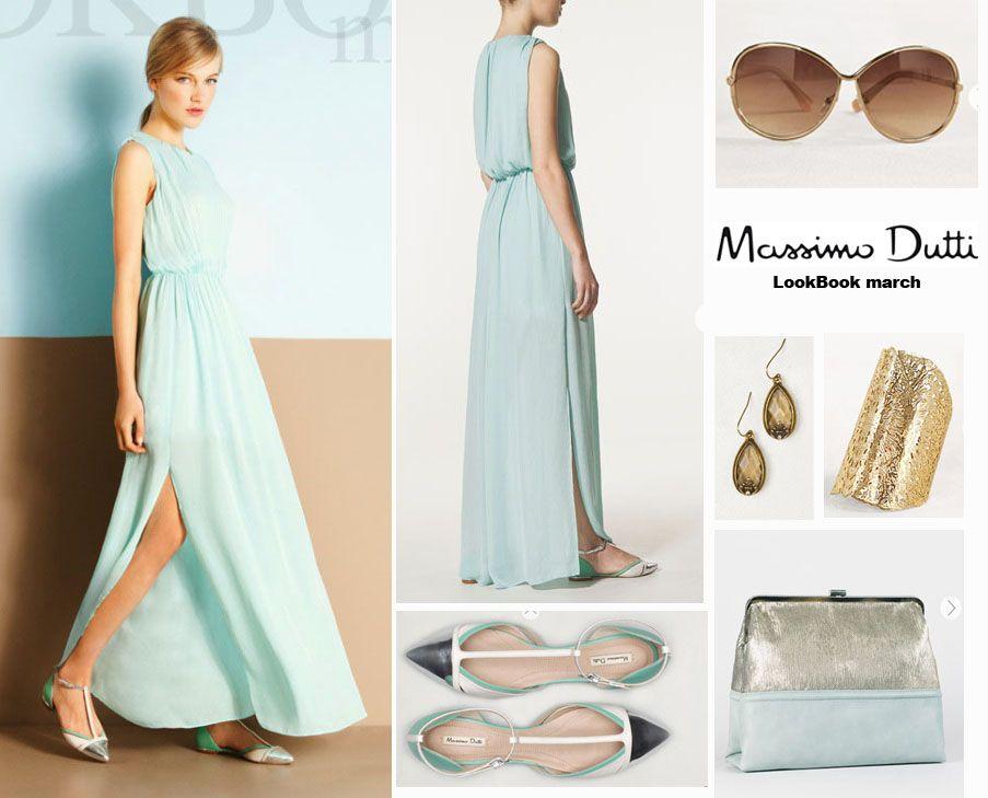92aa2e46f3 7 outfits preciosos de Massimo Dutti para ir de Boda