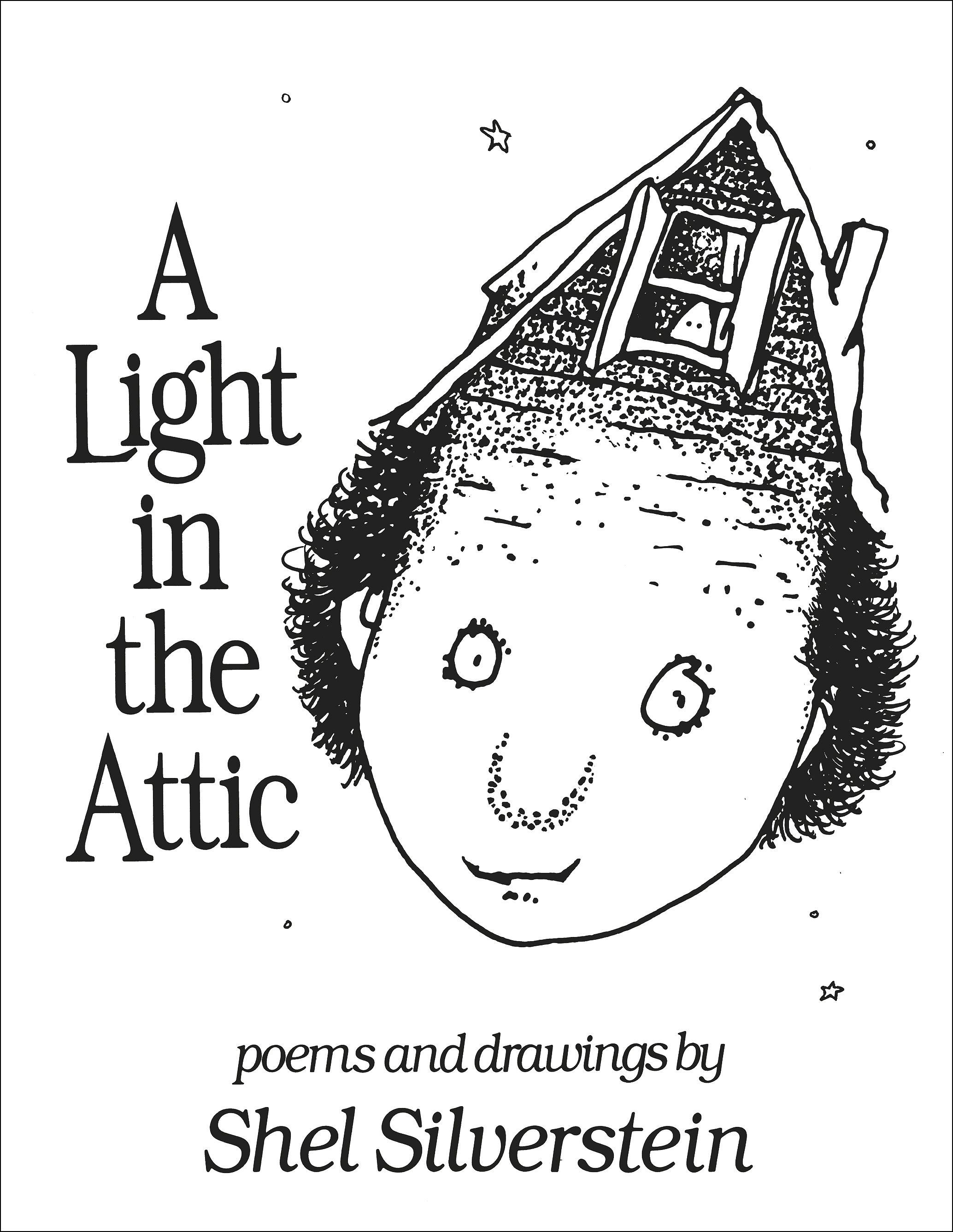 Image Result For Shel Silverstein Book Cover