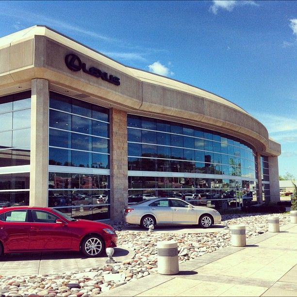 It's Such A Beautiful Day Here In #StLouis! #LexusLove