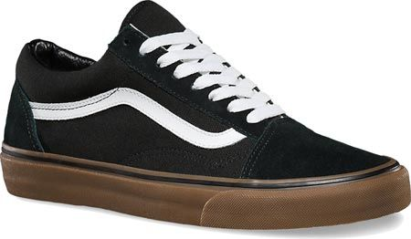 9c05fa40610 Vans Gumsole Old Skool - Black Medium Gum - FREE Shipping   Exchanges