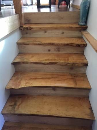 Best Want To K*Ll A Houseguest Consider Live Edge Stair Treads 400 x 300