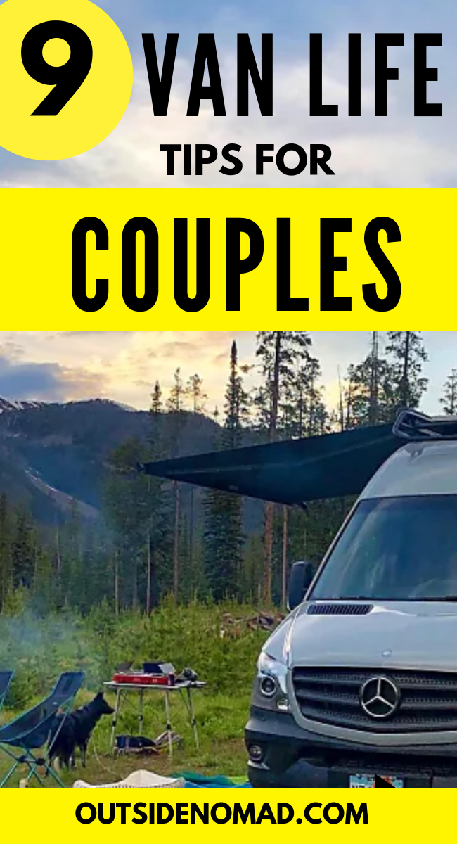 Photo of Van life is a cool thing, you can live it by yourself or with a partner.  Read o…