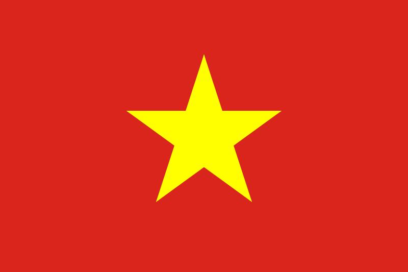 Nama Mata Uang Negara Vietnam Bendera Sejarah Kertas Dinding