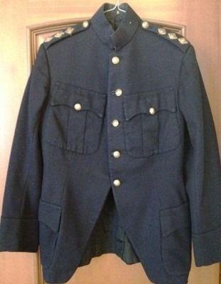 Queens Own Highlanders Service Dress Buttons