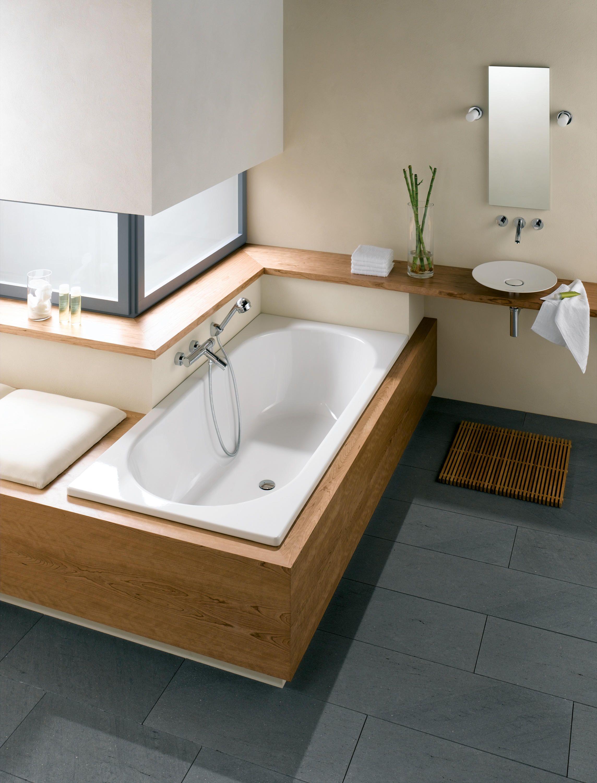 Bettestarlet Badewannen Von Bette Architonic Traditionelle Bader Badezimmereinrichtung Badezimmer