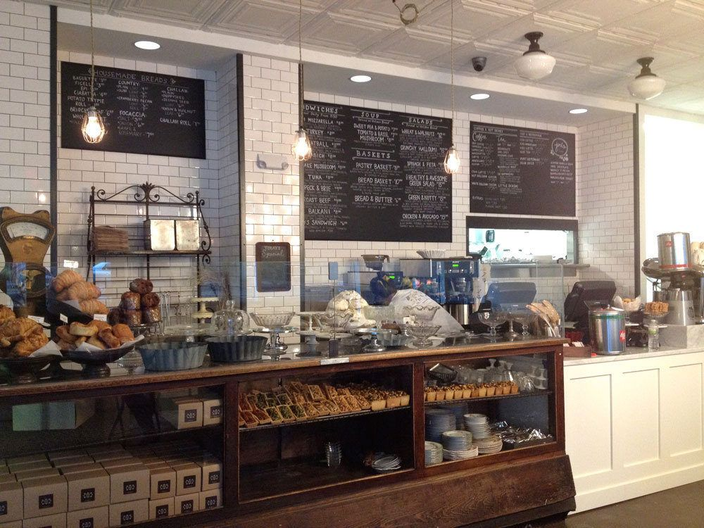 A Look Inside Tatte Bakery Cafe Now Open In Kendall Bakery Cafe Cafe Cafe Restaurant