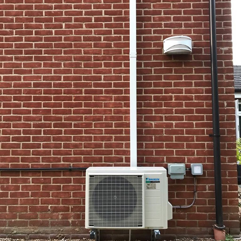 Pin by A&A Cooling Ltd on Air Conditioning Installations