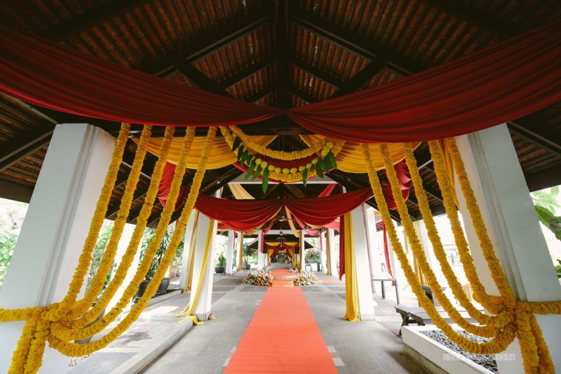 Indian wedding decoration at anantara bangkok riverside indian wedding decoration at anantara bangkok riverside lovedezign photography thailand wedding photographer indian wedding photo pinterest indian junglespirit Gallery
