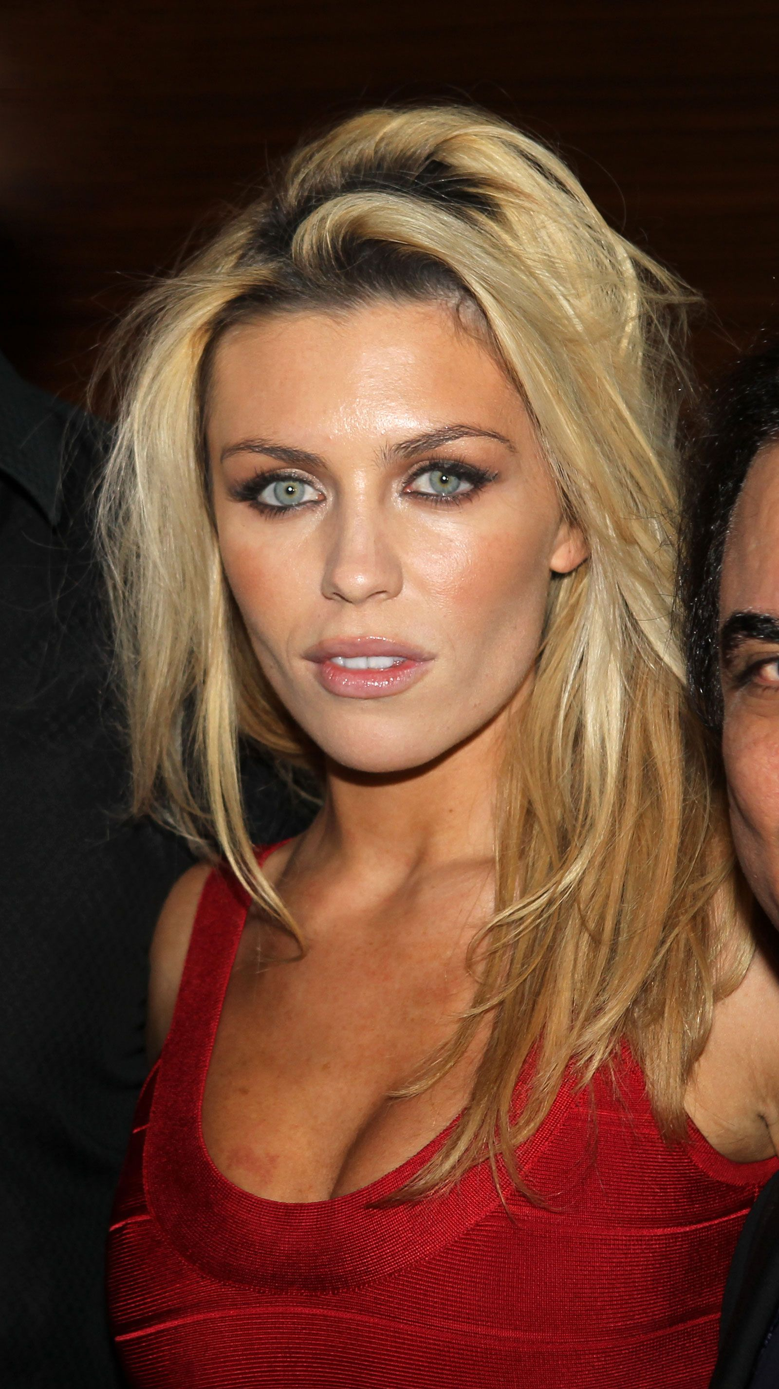 Abigail Abbey Clancy At The Opening Party Of Embassy Dubai