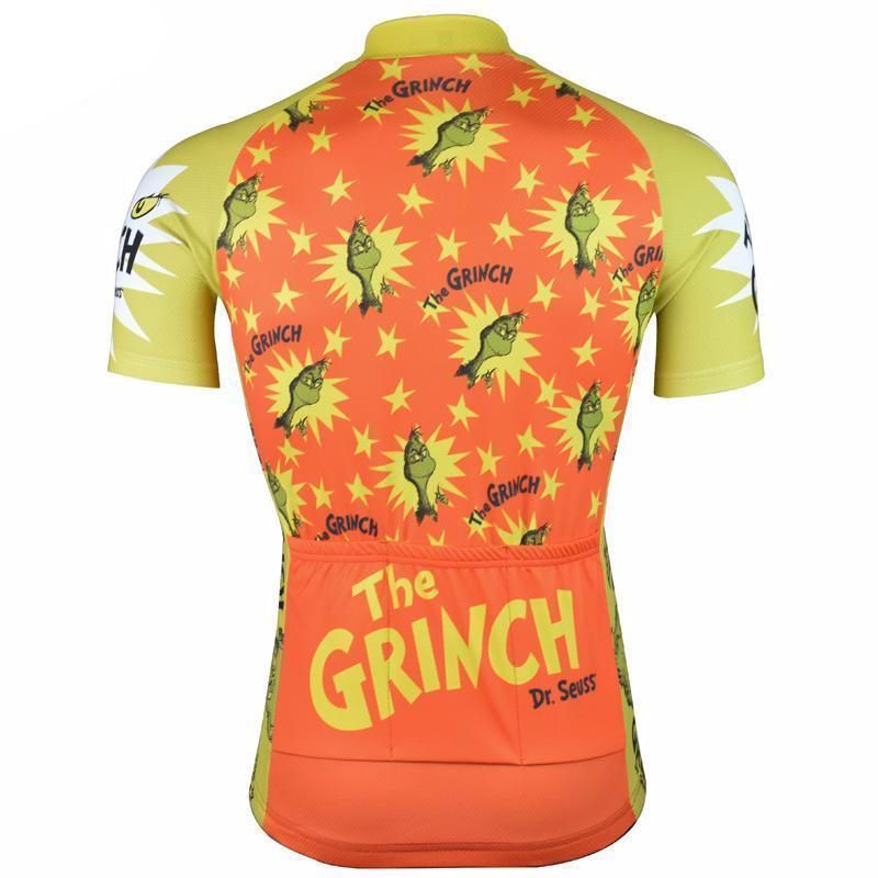 The Grinch Cycling Jersey in 2019  cf91014fa