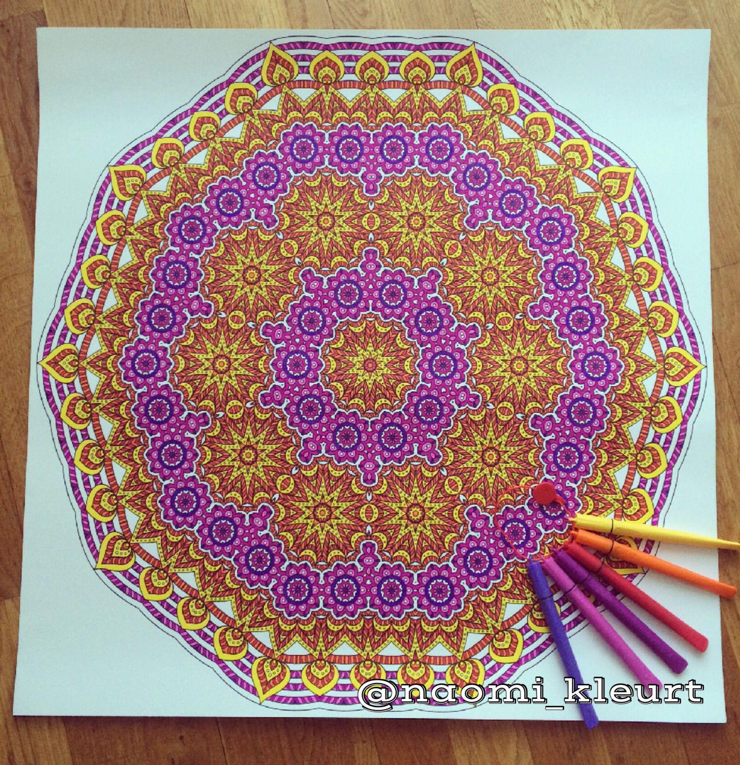 kleuren voor volwassenen colouring for adults coloriare