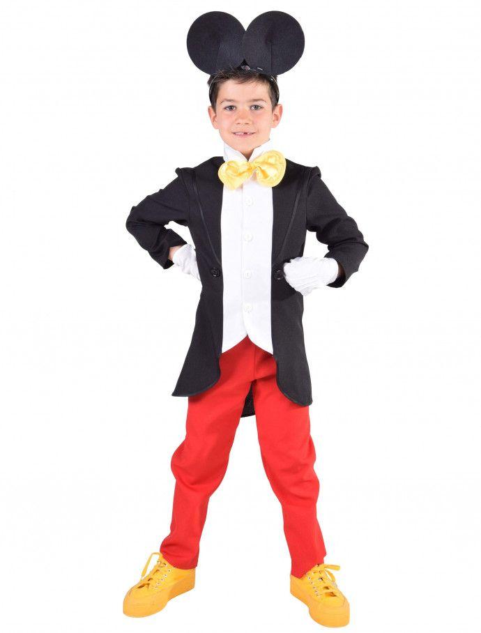 Anzug Maus Kinder 2 Tlg Fur Karneval Fasching Deiters Maus