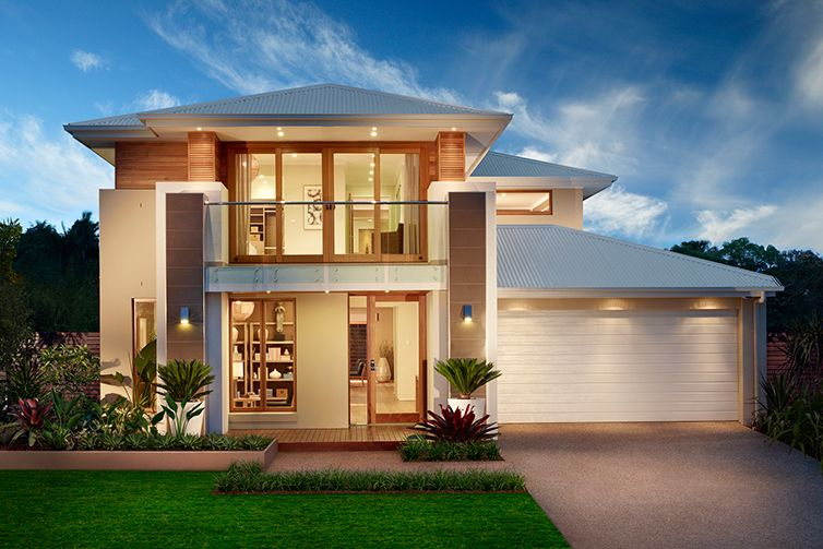 Explore Images Of Our Homes Interiors And Facades In Our Home Design Gallery New Home Designs House Design Facade House