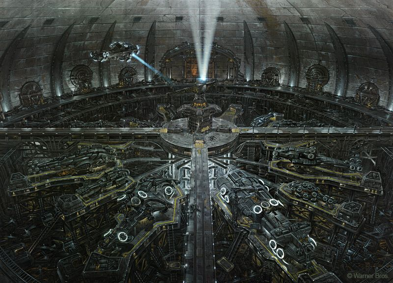 Matrix, ciudad de Sión
