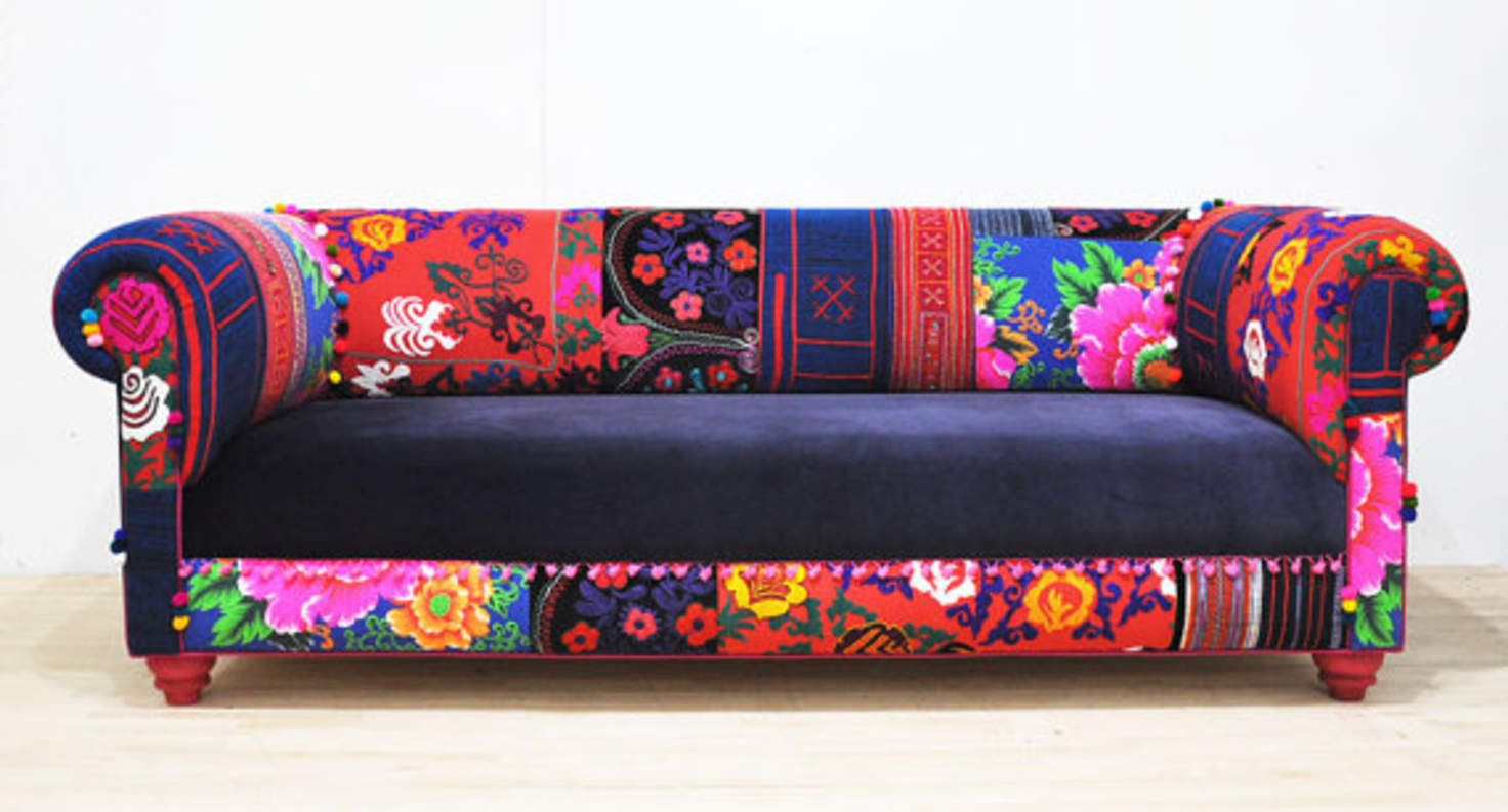 Bohemian Sofa Bohemian Eclectic Sofas Couches Online At