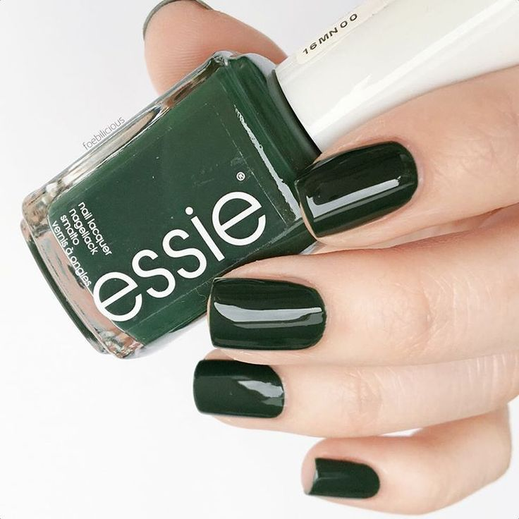 off tropic\' is the most beautiful lush grove green from the essie ...