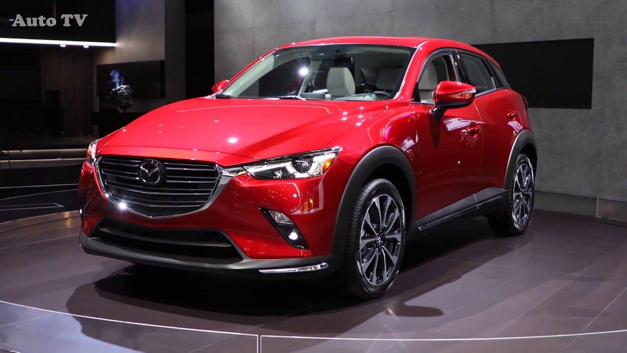 2019 Mazda CX3 Ready To Fight Toyota CHR !! Mazda