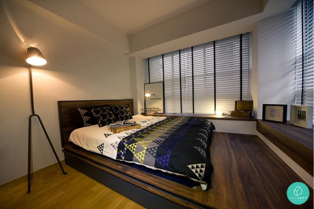 How To Design Your Hdbcondo Bay Window  Bay Window Bedroom New Bedroom Window Designs Inspiration