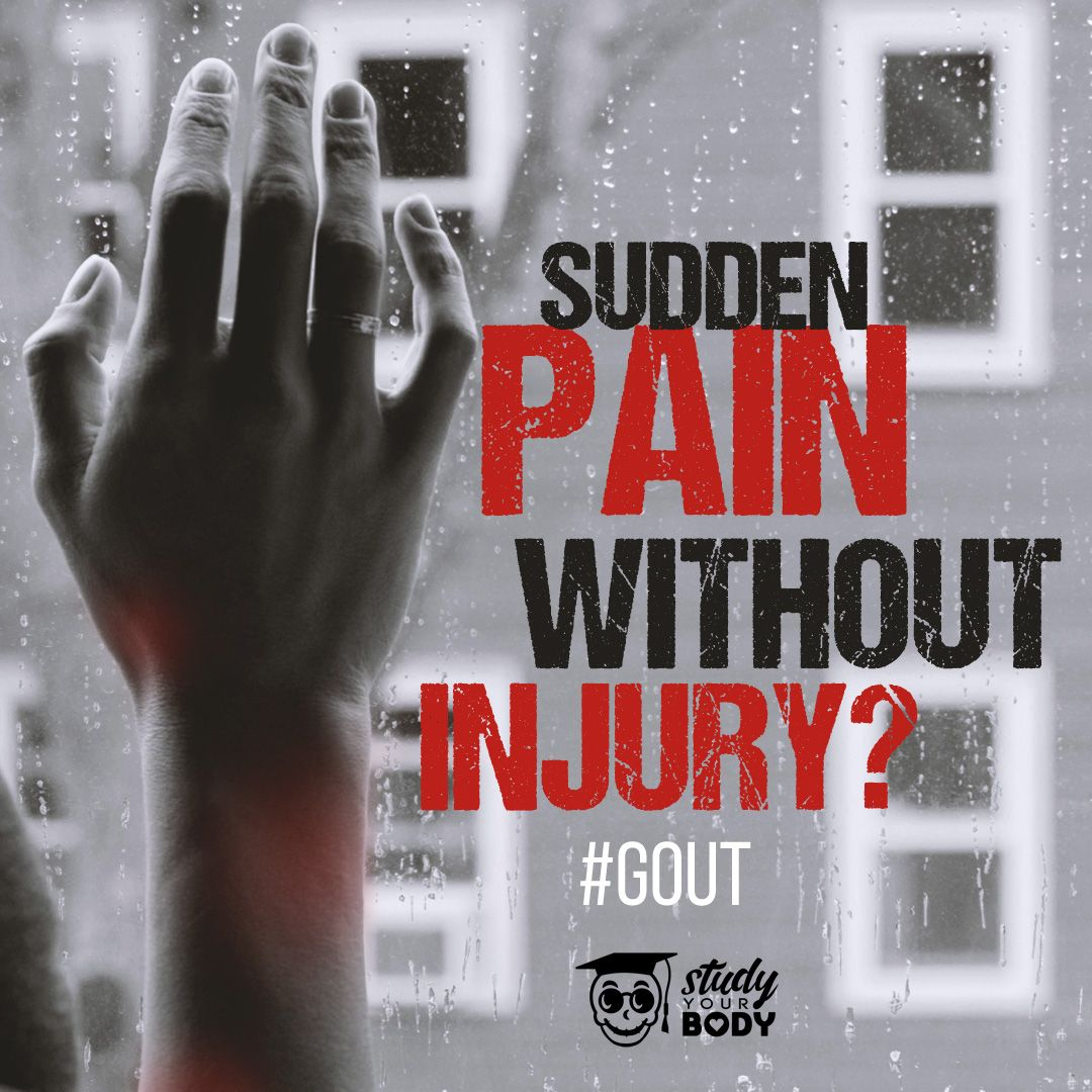 Pin On Joint Pain Maybe It S Gout