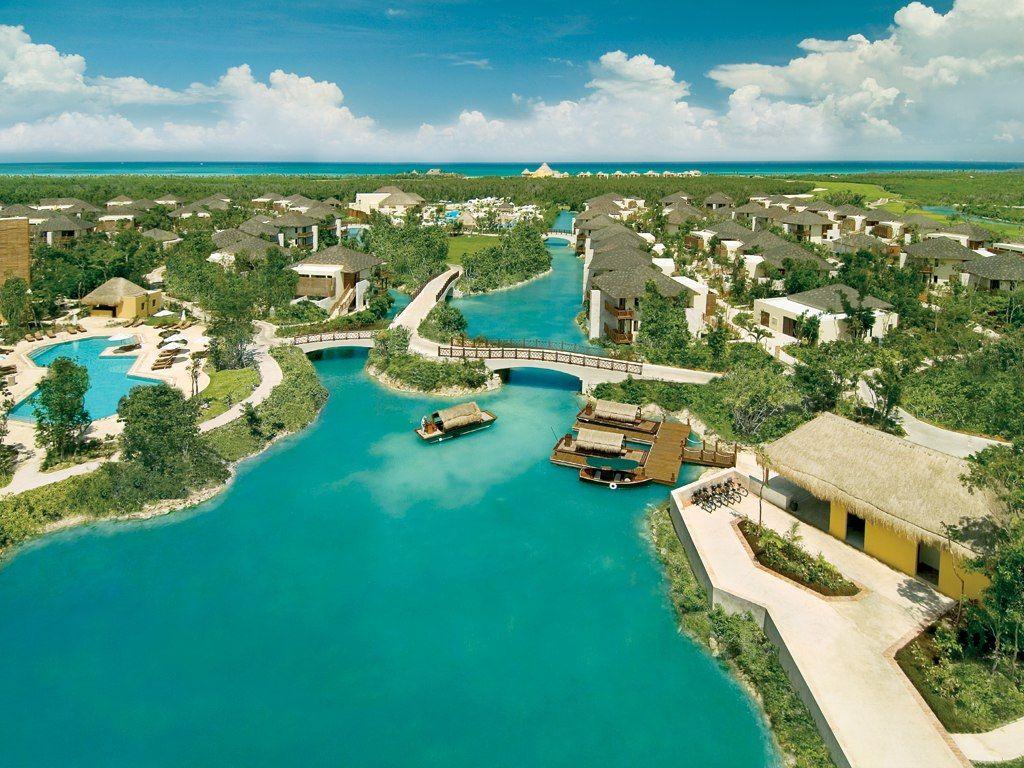 Fairmont Mayakoba Mayakoba Quintana Roo Mexico Resort Review Mexico Resorts Fairmont Mayakoba Best Resorts