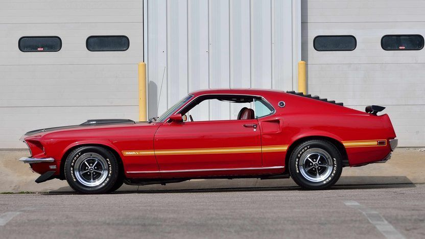 1969 Ford Mustang Mach 1 Fastback 2 With Images Ford Mustang