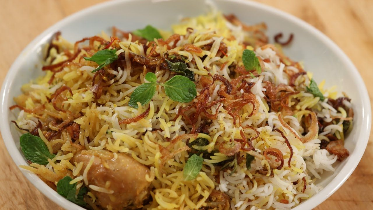recipe: lucknowi biryani recipe sanjeev kapoor [27]