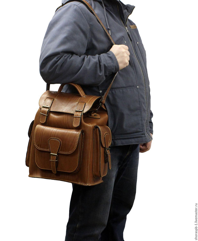ad8e714d9e7e Рюкзаки ручной работы. Сумка-рюкзак