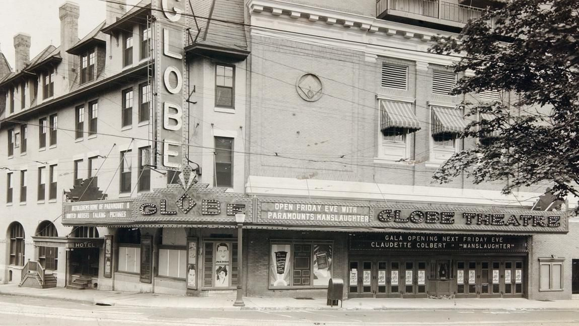 Globe Theatre Southside Bethlehem Pa Globe Theater Places