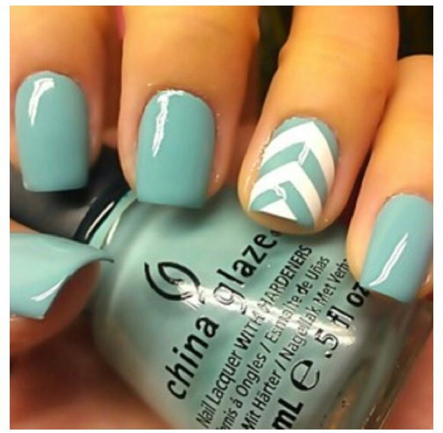 Accentnails #chinaglaze #fallnails #springnails | N͙A͙I͙L͙S͙ ...